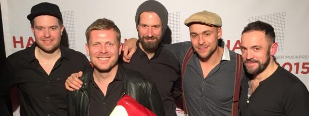 """Nils Wülker gewinnt HANS 2015 als """"Musiker des Jahres"""""""