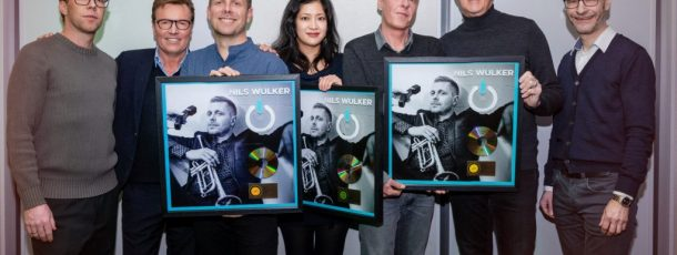 "German Jazz Award in Gold für Nils Wülkers Album ""ON"""